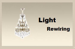 Antique Light Repair Servicing