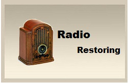 Antique Radio Restoration Service